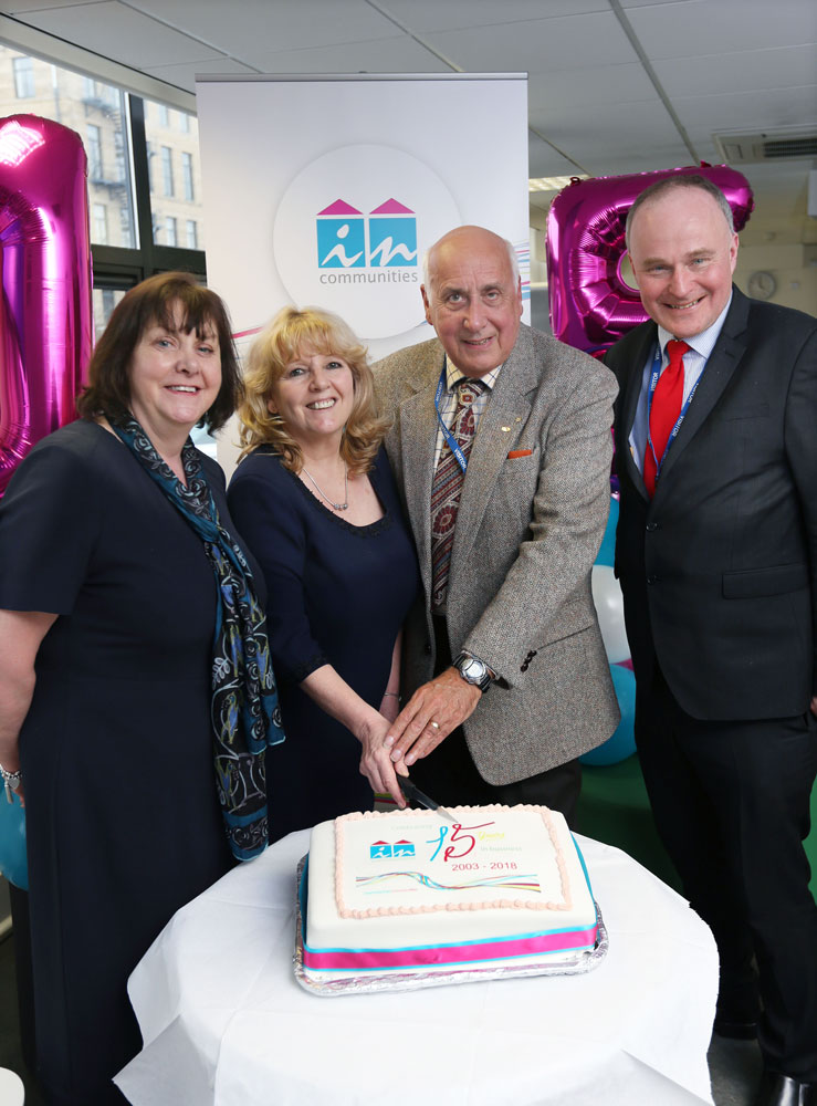 Incommunities celebrate 15 years in business