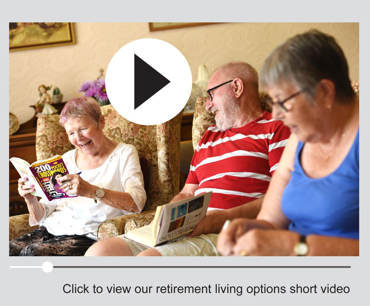 click to view our retirement living video