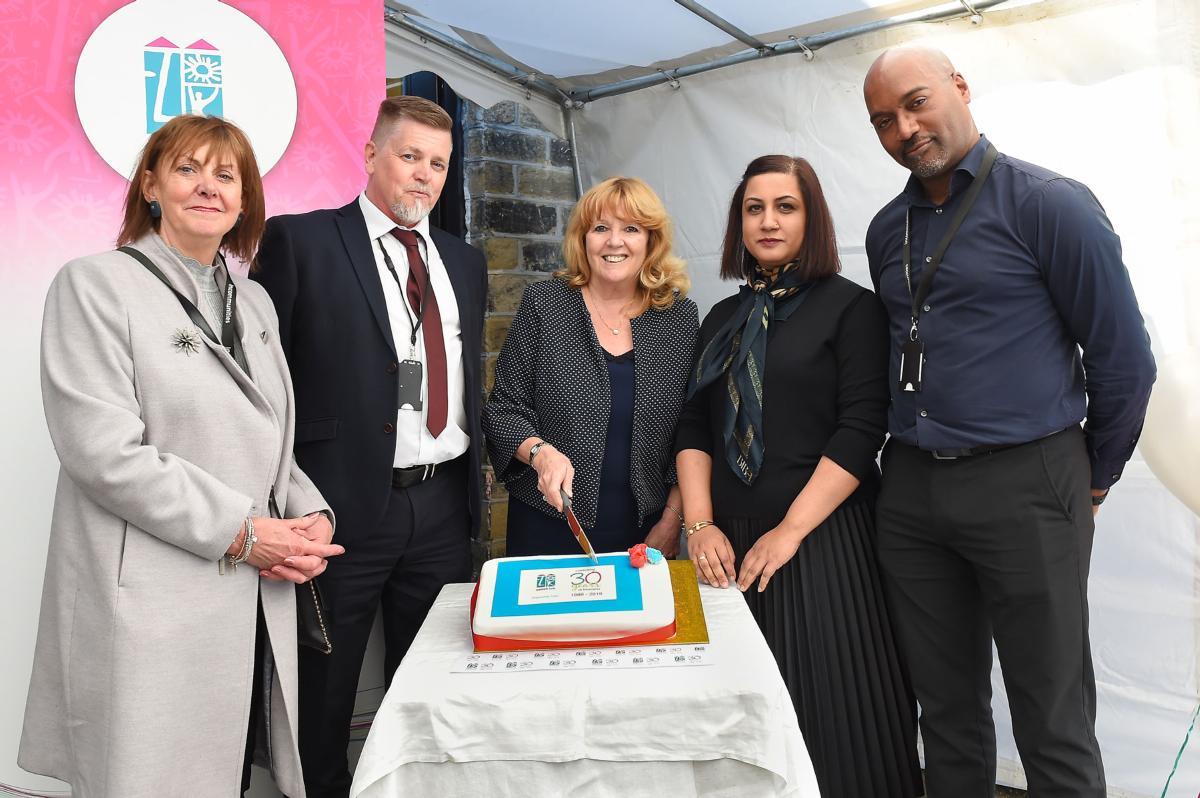 Sadeh Lok housing association celebrates 30 years