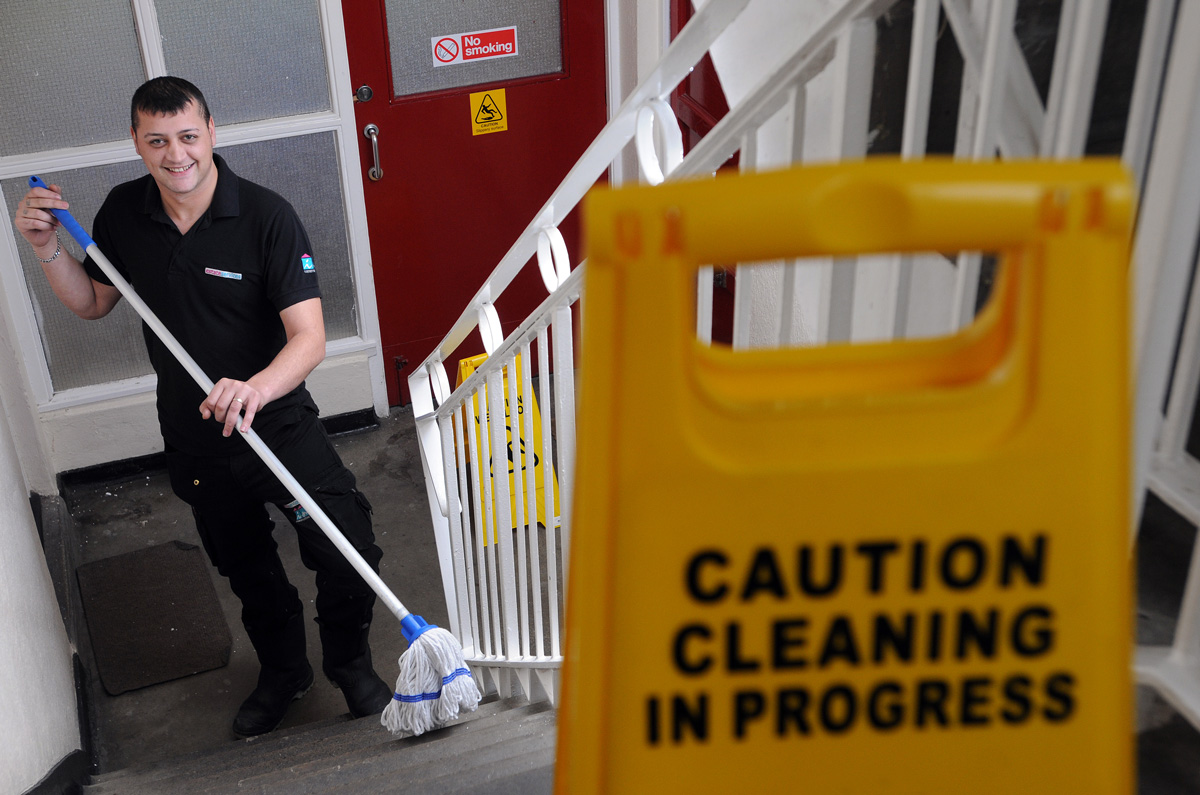 Estate Services Cleaning Team