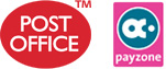 Post Office and PayZone Logo